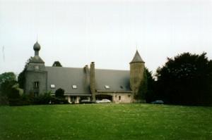chateau-opont